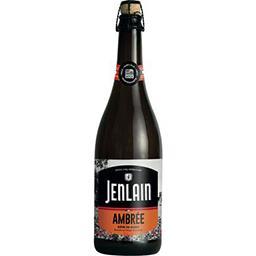 Jenlain Jenlain Bière ambrée la bouteille de 75 cl