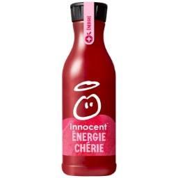 Innocent Innocent Jus Energie Chérie framboise pomme cerise baie de goji la bouteille de 750 ml