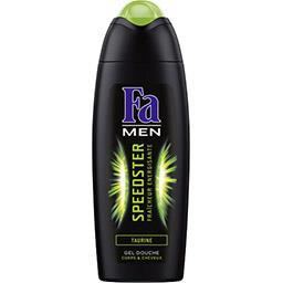 Fa Fa Men - Gel douche 2 en 1 Speedster à la taurine corps & cheveux le flacon de 250 ml