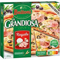 Buitoni Buitoni Pizza toyale la Grandiosa la pizza de 570g