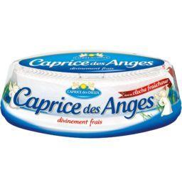 Caprice des dieux Caprice des Dieux Fromage frais Caprice des Anges nature la boite de 200 g