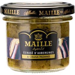 Maille Maille Apéritif - Ecrasé d'aubergines & Grana Padano le pot de 95 g