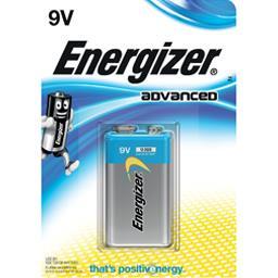 Pile ENERGIZER 9V INDUSTRIE Lampes  PI9EN0C Programmateur d/'arrosage 6LR6