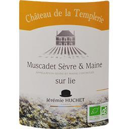 Muscadet Sèvre & Maine sur Lie BIO, vin blanc