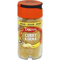 Curry Korma doux