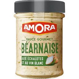 Amora Amora Sauce gourmet béarnaise le bocal de 184 g
