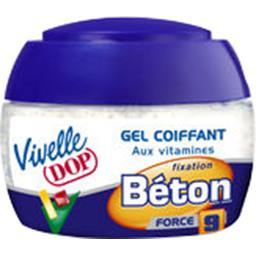 Dop Vivelle Dop Gel coiffant fixation béton force 9 le pot de 150 ml