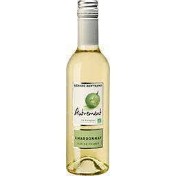 Gérard Bertrand Gérard Bertrand Vin de pays d'Oc Chardonnay Autrement BIO, vin blanc la bouteille de 37,5 cl
