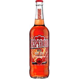 Desperados Desperados Red - Bière aromatisée Tequila cachaça guarana la bouteille de 65cl