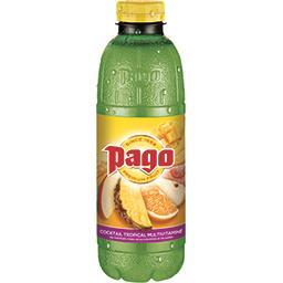 Pago Pago Cocktail tropical multivitaminé la bouteille de 75 cl