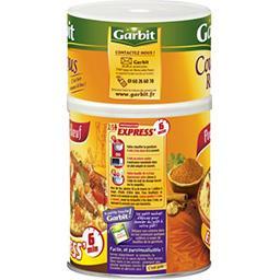 Garbit Garbit Couscous Royal poulet & bœuf la boite de 980 g