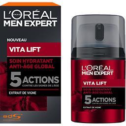 L'Oréal L'Oréal Paris Men Expert - Soin hydratant anti-âge intégral Vita Lift 5 le flacon de 50 ml