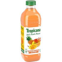 Tropicana Tropicana Cocktail du Monde - Jus de mangue ananas kaki la bouteille de 1 l