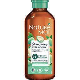 Naturé Moi Naturé Moi Shampooing Extra-Doux extrait amande douce BIO de Provence le flacon de 250 ml