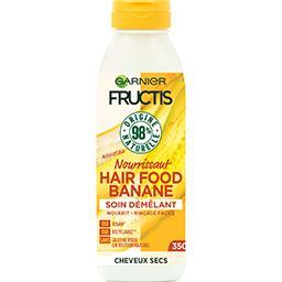 Fructis - Soin démêlant nourrissant Hair Food Banane