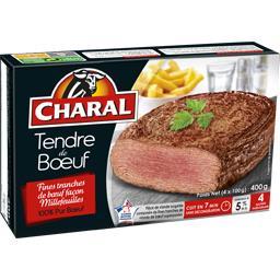 Tendre De Bœuf Charal Intermarché