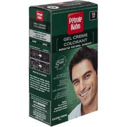Petrole Hahn Pétrole Hahn Gel crème colorant n°10 noir la boite de 85 ml