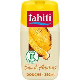 Tahiti Tahiti Gel douche eau d'ananas le flacon de 250 ml