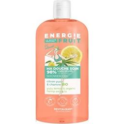 Energie Fruit Énergie Fruit Gel douche citron yuzu & huile de chanvre BIO le flacon de 500 ml