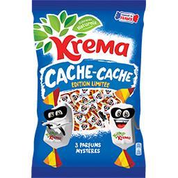 Kréma KREMA Bonbons cache-cache - 3 parfums mystères le sachet de 580g
