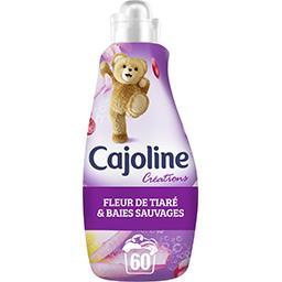 Cajoline Cajoline Créations - Adoucissant fleur de Tiaré-baies sauvages le flacon de 1,5 l