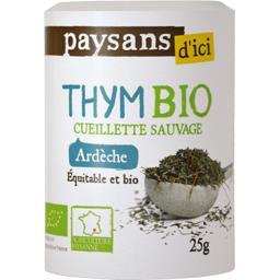 Thym Ardèche BIO