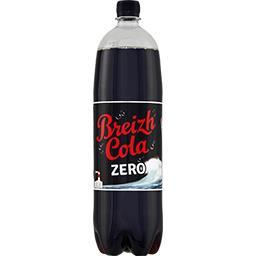Breizh Cola Breizh Cola Boisson au cola Zéro la bouteille de 1,5 l