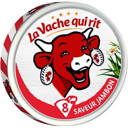 La vache qui rit La Vache qui rit Fromage fondu saveur jambon la boite de 8 portions - 140 g