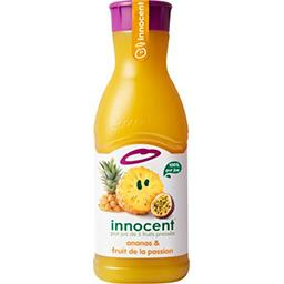 Innocent Innocent Jus ananas & fruit de la passion la bouteille de 900 ml