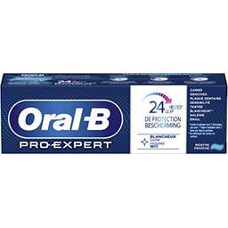 Oral B Oral B Dentifrice pro-expert blancheur saine Le tube de 75ml