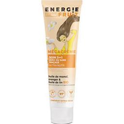 Méga crème soin 3en1 pour cheveux extra-secs