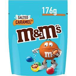 M&M's M&M's Bonbons chocolat caramel le paquet de 176 g