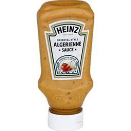 Heinz Heinz Sauce Algérienne le flacon de 220 g