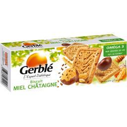 Gerblé Gerble Biscuit miel châtaigne paquet 200G