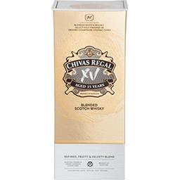 Chivas Regal Chivas Regal XV Blended Scotch Whisky 15 ans la bouteille de 70 cl + l'étui