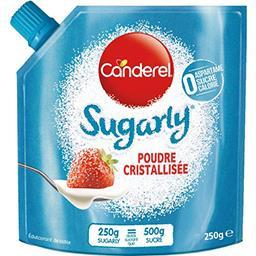 Canderel Canderel Poudre cristallisée Sugarly la poche de 250 g