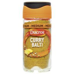 Curry Balti force 3