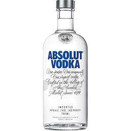 Absolut Absolut Vodka la bouteille de 70 cl