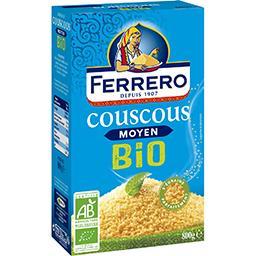 Ferrero Couscous Ferrero Couscous Graine de couscous moyen Bio la boîte de 800g