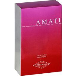 Evaflor Evaflor Amati, eau de parfum, natural spray Le vaporisateur de 100ml