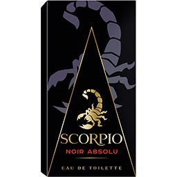 Scorpio Scorpio Eau de toilette Noir Absolu le vaporisateur de 75 ml