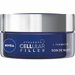 Nivea Nivea Soin de nuit Cellular Filler + Fermeté le pot de 50 ml