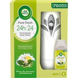 Pure Fresh - Désodorisant automatique Fleurs de citronniers