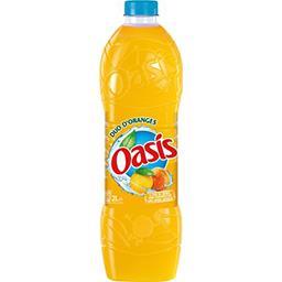 Oasis Oasis Boisson à l'eau de source orange la bouteille de 2 l