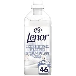 Lenor Lenor Adoucissant caresse peaux sensibles La bouteille de 46 lavages