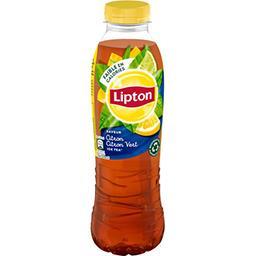 Lipton Lipton Ice Tea - Boisson saveur citron citron vert la bouteille de 50 cl