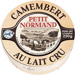 Petit normand Petit Normand Camembert au lait cru la boite de 250 g