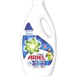 Ariel Ariel Lessive liquide + défense active contre les odeurs Le bouteille de 1.54l