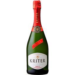 Kriter Kriter Blanc de blancs brut, vin mousseux de qualité - Kriter LA bouteille de 75cl