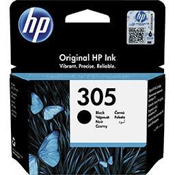 Hewlett Packard HP Cartouche n°305 noir la cartouche